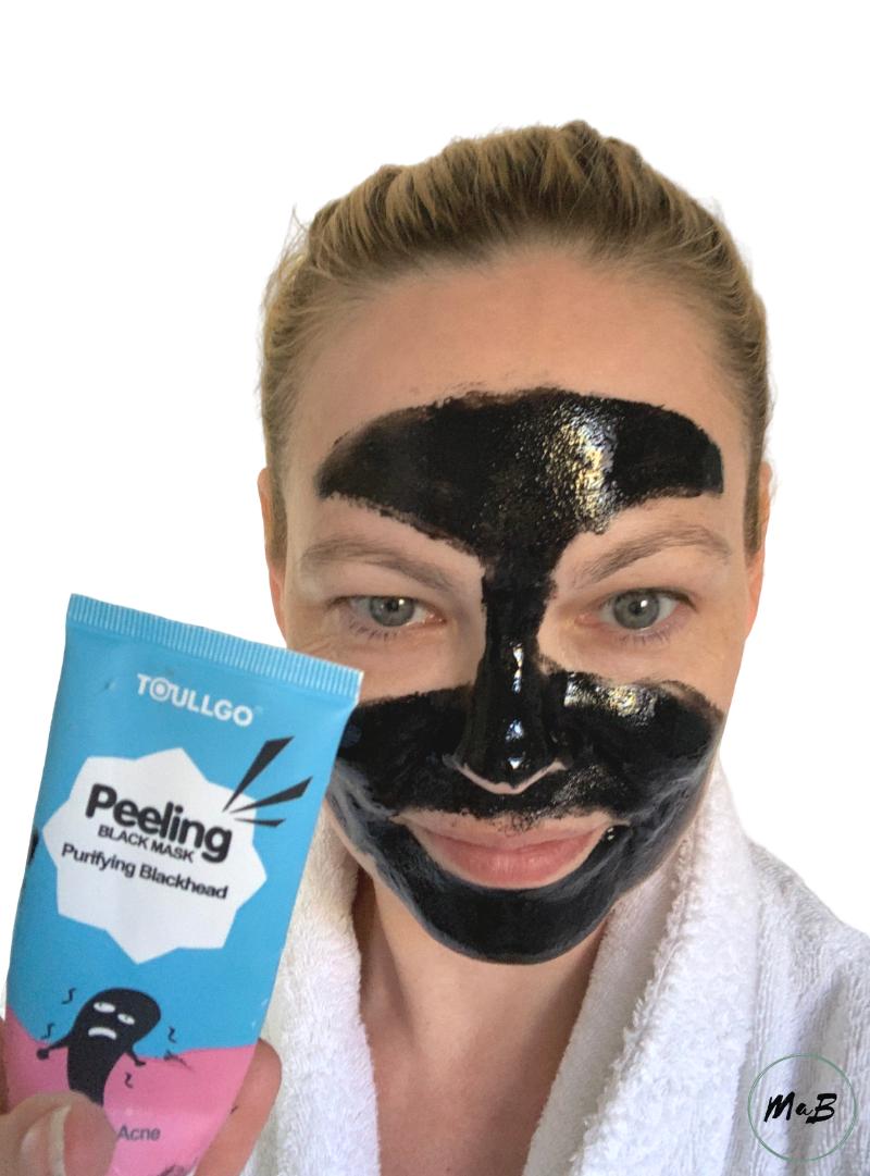 Peeling Black Mask Review