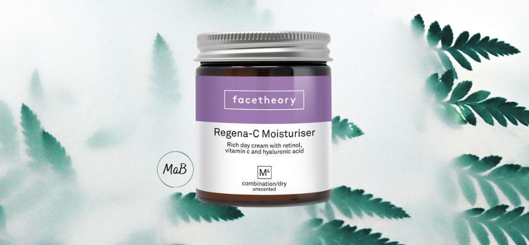 Facetheory review moisturiser Regina C