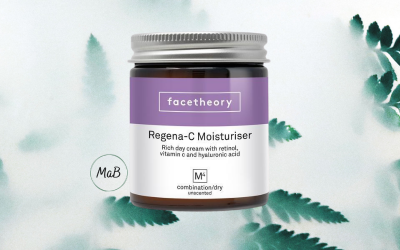 Facetheory review moisturiser Regina C