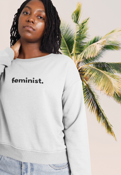 Feminist sweater - jumpers for feminists