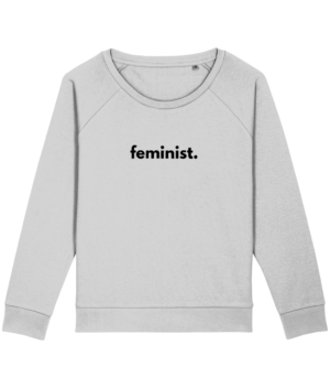 Feminist sweater jumper.