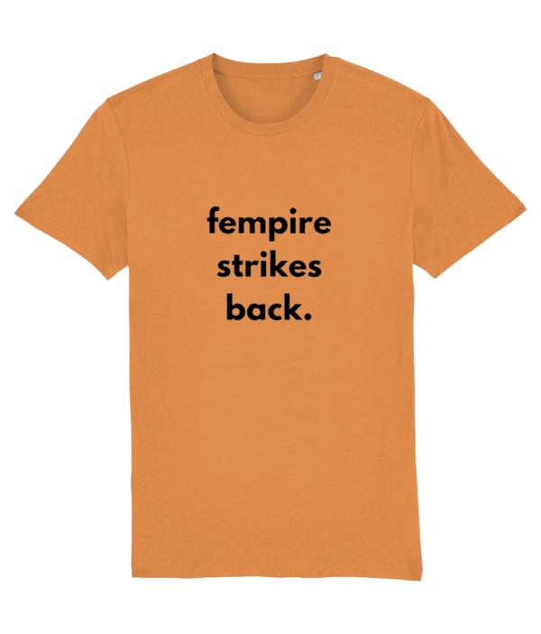 Fempire - feminist popculture tshirt