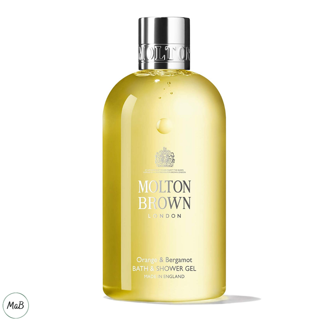 Middle age beauty Christmas competition - Molton Brown Bergamot Shower Gel