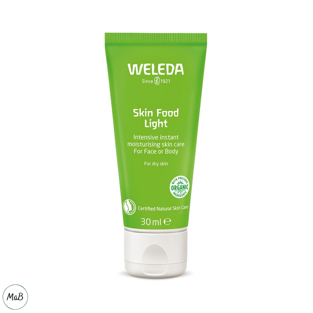 Middle age beauty Christmas competition - Weleda skin food light prize