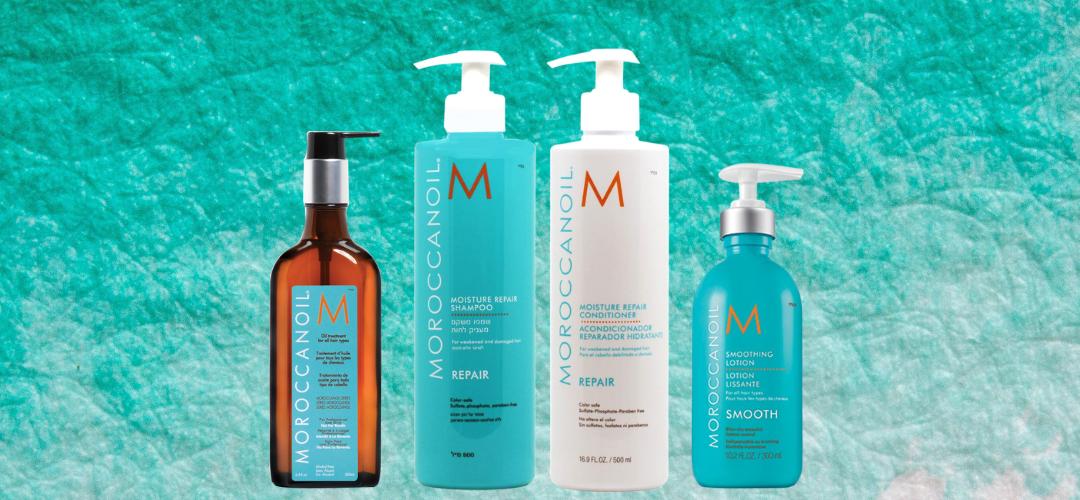Moroccanoil hair care reviews