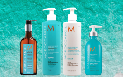 Moroccanoil hair care reviews