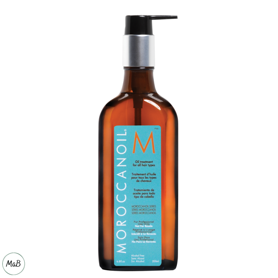 Moroccanoil repair oil review