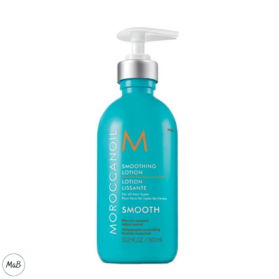 Moroccanoil smoothing lotion review